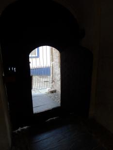 Plas Mawr door