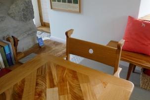 British hardwood parquet